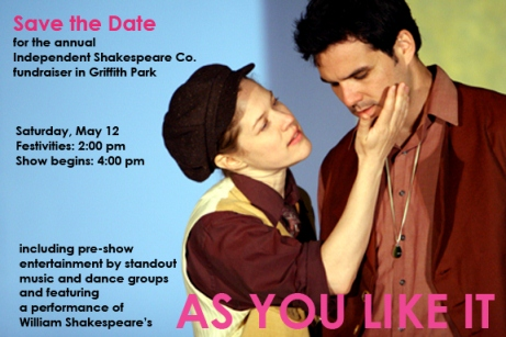 Independent Shakespeare: As You Like It