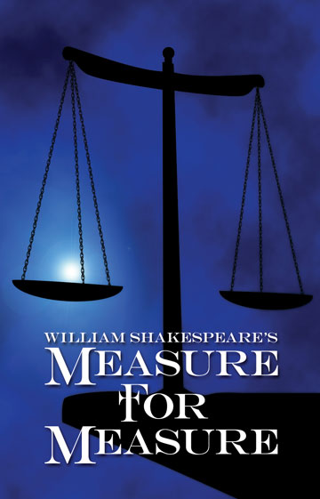 a review of william shakespeares play measure for measure Measure for measure is a play by william shakespeare, believed to have been written in 1603 or 1604 originally published in the first folio of 1623, where it was listed as a comedy, the play's first recorded performance occurred in 1604.