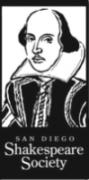 SD Shakespeare Society logo