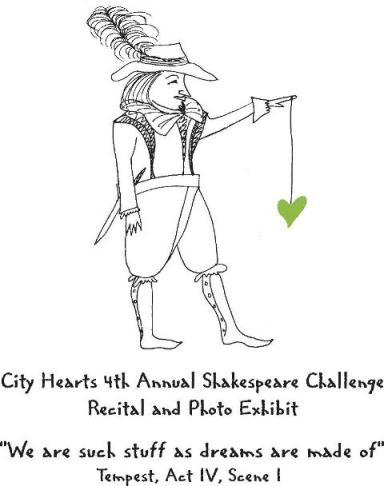 City Hearts Shakes challenge 2013