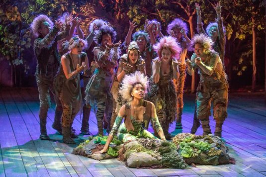 A Midsummer Night's Dream - The Old Globe