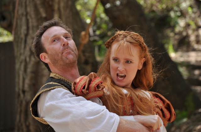 Kate soliloquys joyous conclusion in the play the taming of the shrew