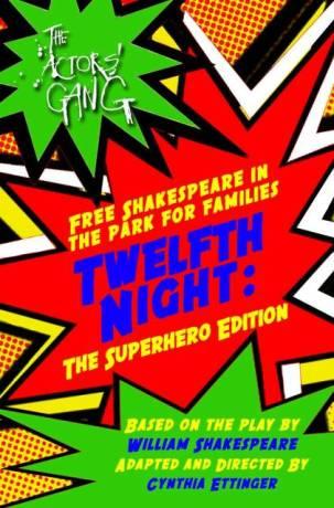 Twelfth Night Actors Gang