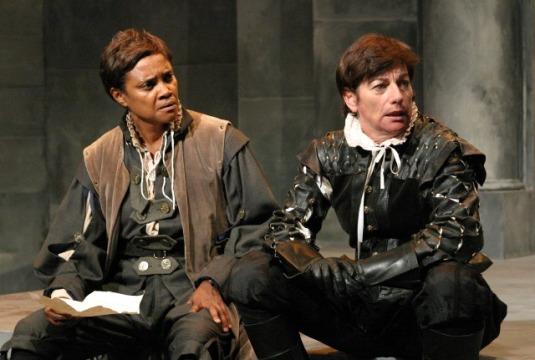 Hamlet - Lisa Wolpe