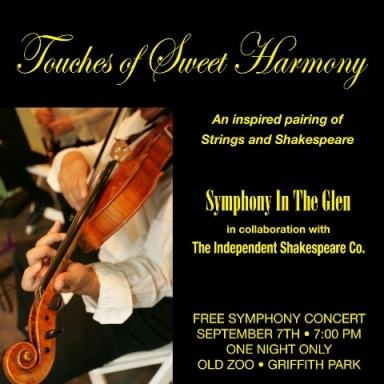 Touches of Sweet Harmony ISC