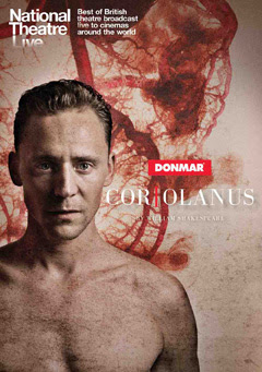Coriolanus Hiddleston