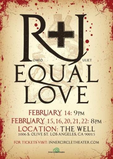 R+J Equal Love