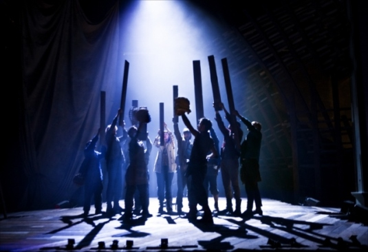 Midsummer  - The Broad Stage