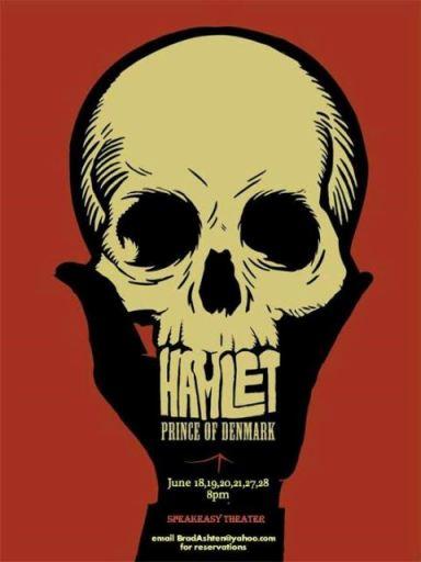 Hamlet Speakeasy Theatre