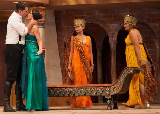 Kingsmen - Antony and Cleopatra