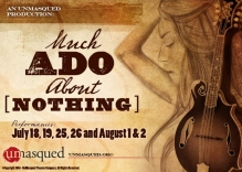 unMasqued - Much Ado About Nothing