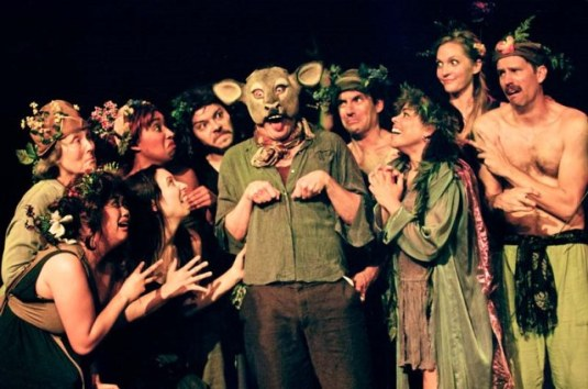 Actors' Gang - Midsummer