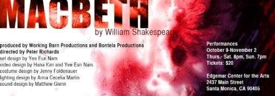 Macbeth - Edgemar