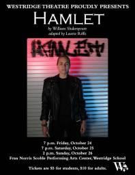 Hamlet Poster Westridge