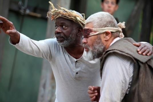 King Lear - Joseph Marcell