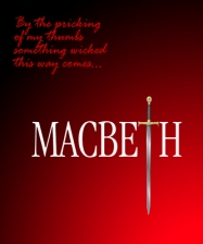Macbeth logo CSUN