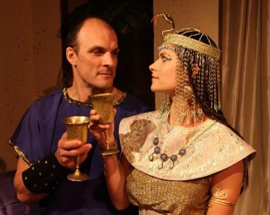 LBSC - Antony and Cleopatra