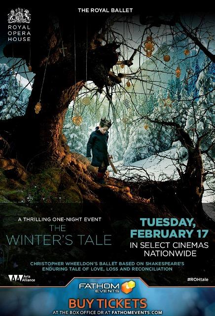 Winter's Tale Fathom 2015