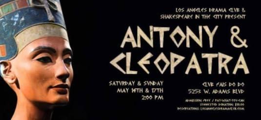 LA Drama Club - Cleopatra