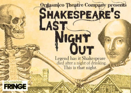 Shakespeare's Last Night Out