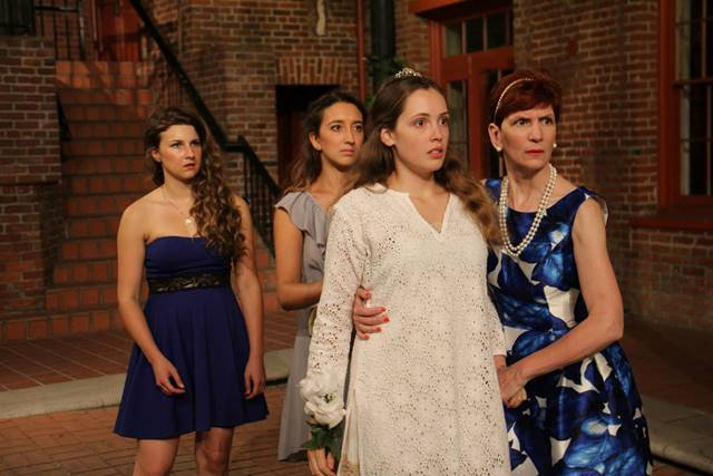 women in much ado about nothing