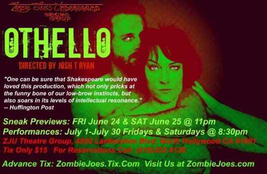 OTHELLO - ZJU Theatre Group
