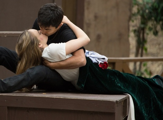 Romeo and Juliet - Theatricum Botanicum