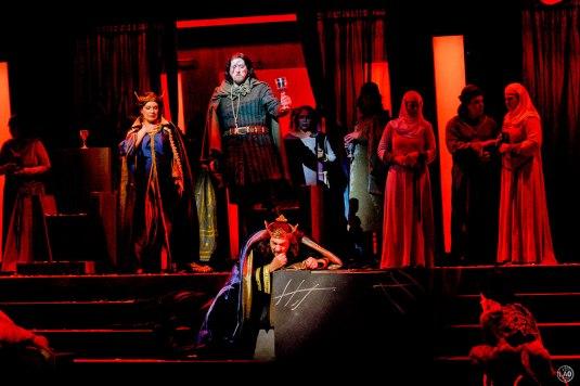 Macbeth - LA Opera