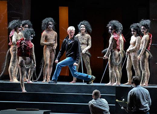 LA Opera - Macbeth