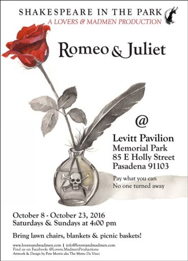 Romeo & Juliet - Lovers and Madmen