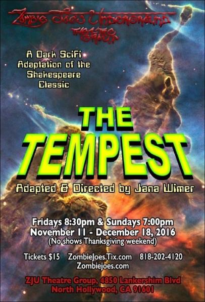 The Tempest - ZJU